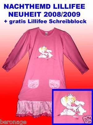 LILLIFEE NACHTHEMD zur Bettwäsche SCHIESSER Gr.104 NEU