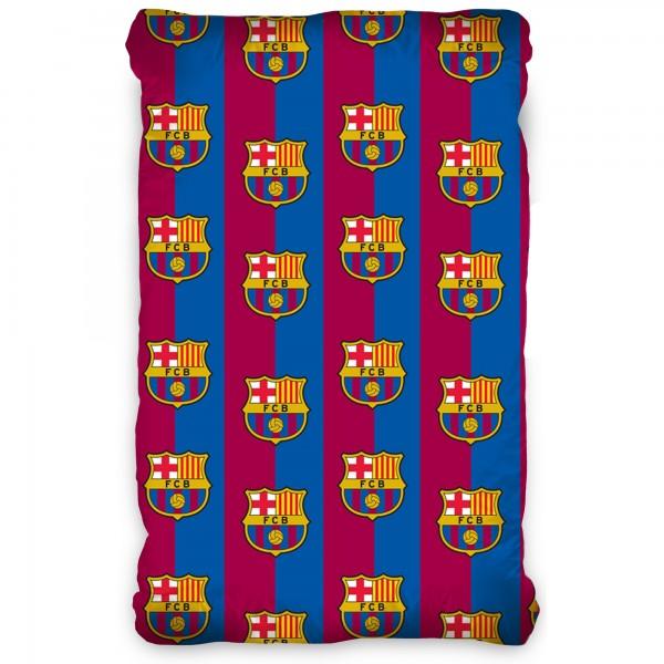 FC Barcelona Spannbettlaken 90-100 x 190-200