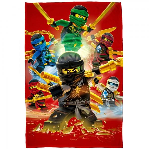 Lego Ninjago Champion Fire Decke 120x150