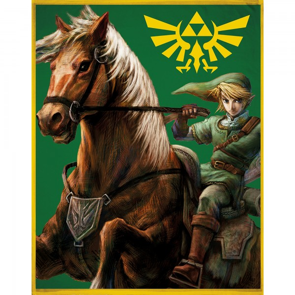 The Legend of Zelda Wohndecke 160x200