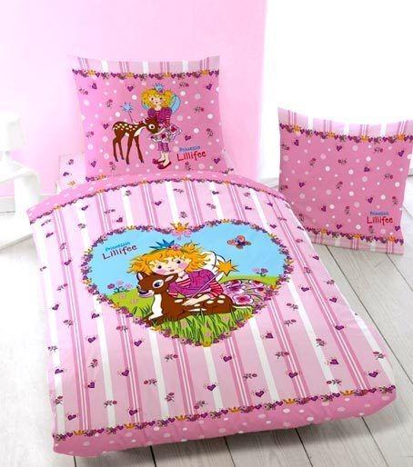 Prinzessin Lillifee Bambi Bettwäsche