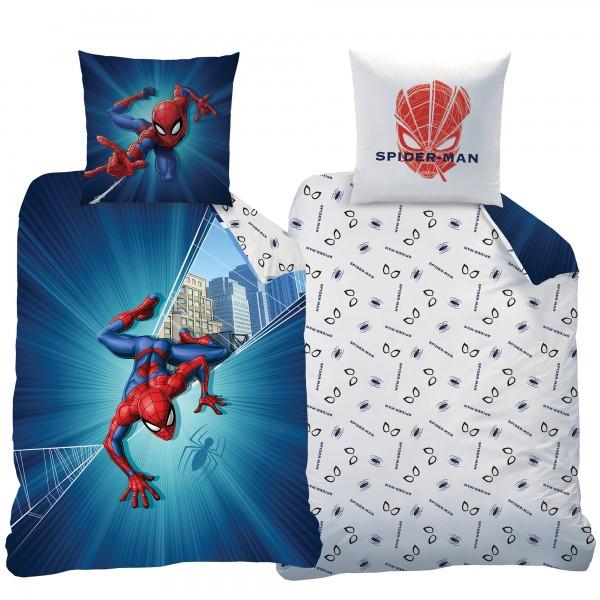 Spider Man Far From Home Bettwäsche Linon / Renforcé
