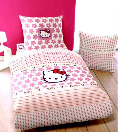 Hello Kitty Daisy Bettwäsche
