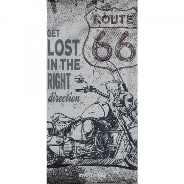 ROUTE 66 Badetuch 016 LOST 75x150