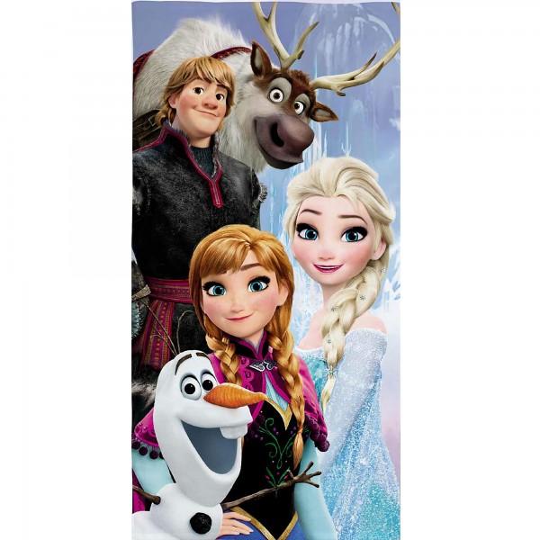 Frozen Die Eiskönigin Team Badetuch 70x140