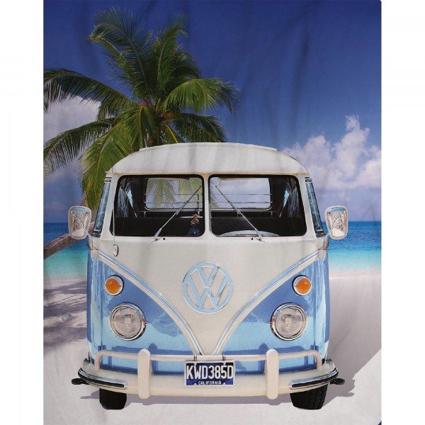 Volkswagen Bulli 048 Decke 130x170