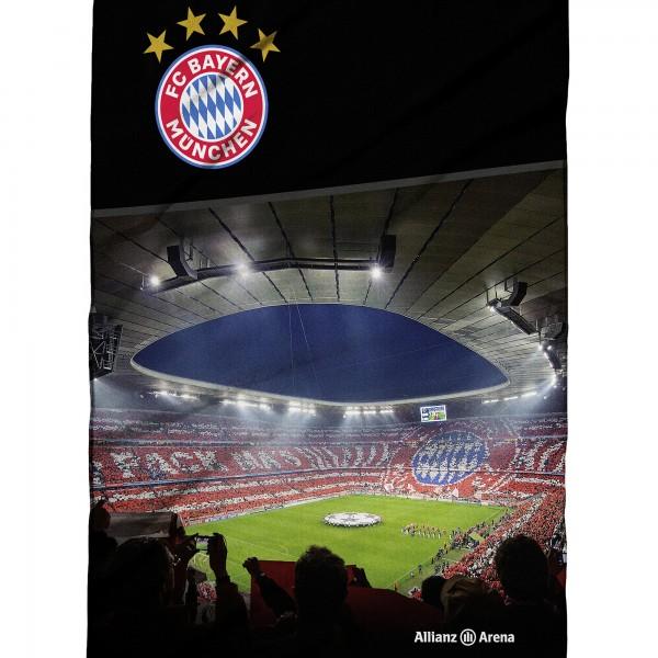 FC Bayern München Allianz Arena Decke 150x200