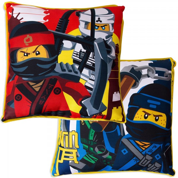 Lego Ninjago Movie Kissen 40x40