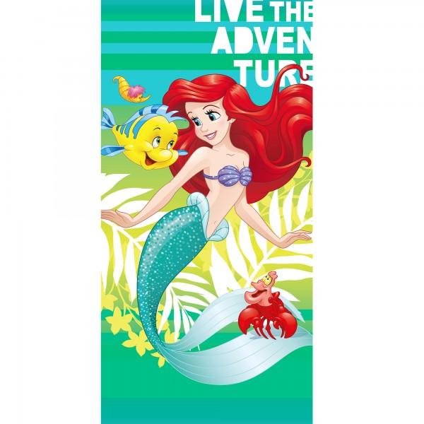 Disney Princess Arielle die Meerjungfrau Badetuch