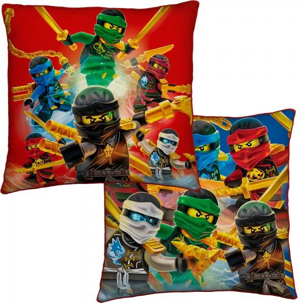 Lego Ninjago Champion Fire Kissen 40x40